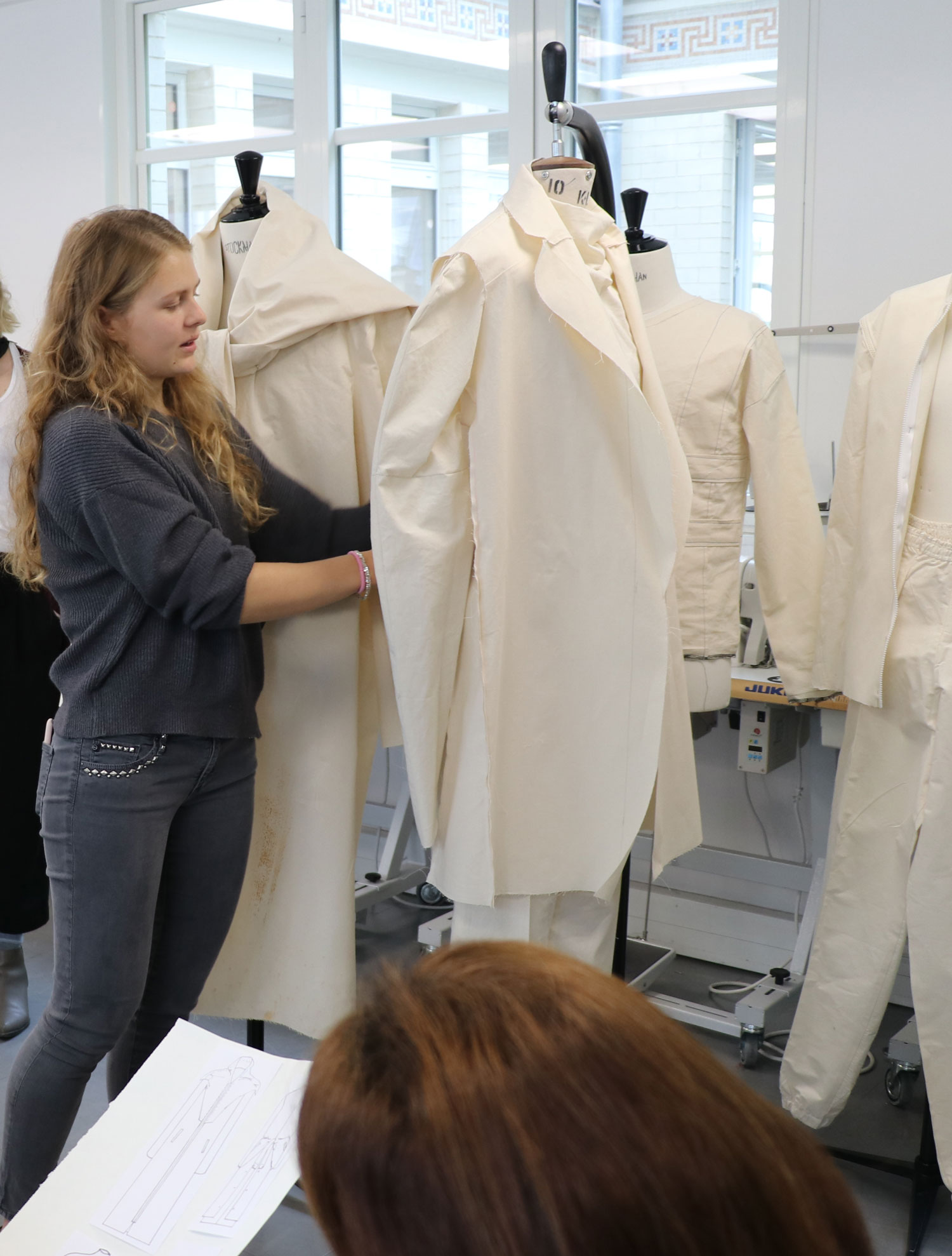 INSIDE THE CERRUTI-WOOLMARK PROJECT