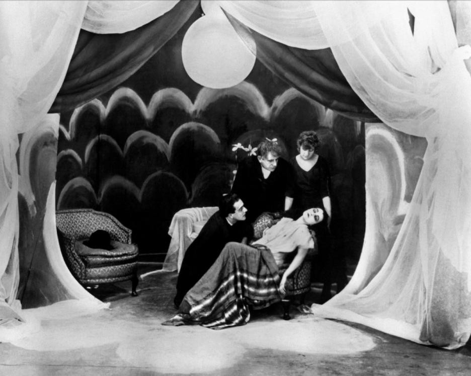 german expressionism through film